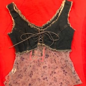Another Cute Top See it and believe it NWT
